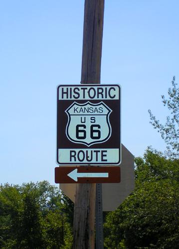 66 kansas sign-500